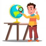 پاورپوینت درس 7 از مطالعات اجتماعی چهارم ابتدایی (جغرافیدانان چگونه محیط های زندگی را مطالعه می کنند)